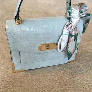 Aldo Light Green Bag